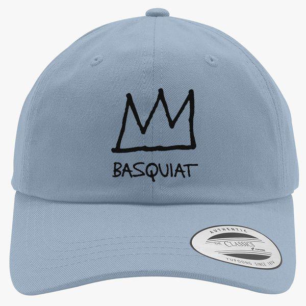 916f297836b7a Basquiat Cotton Twill Hat - Customon