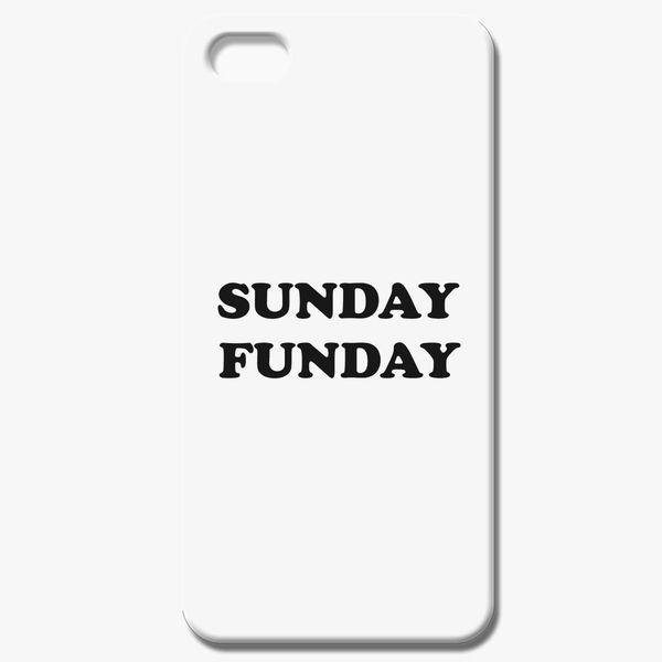 SUNDAY FUNDAY iPhone 7 Case - Customon