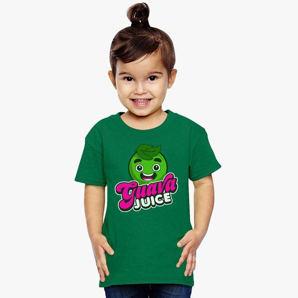 Guava Juice roblox Toddler T-shirt - Customon
