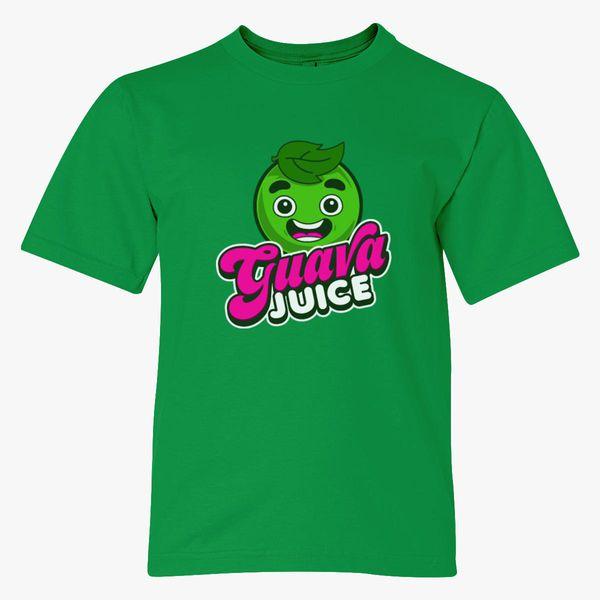 Guava Juice Roblox Youth T Shirt Customon -