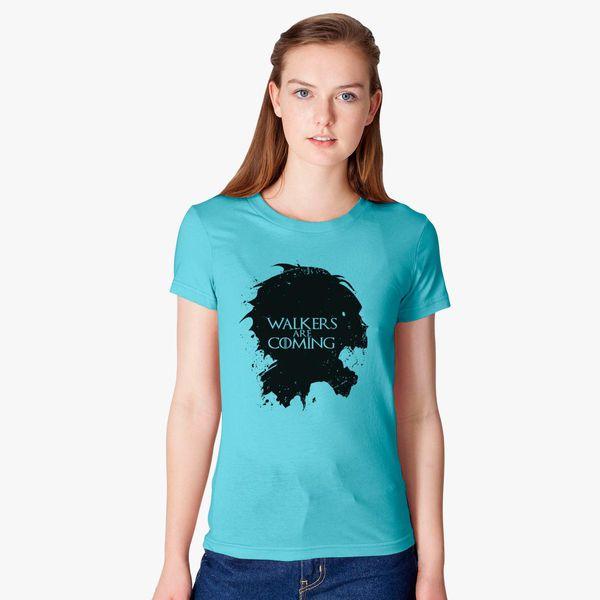 cc177081 dads still on a hunting trip Women's T-shirt - Customon