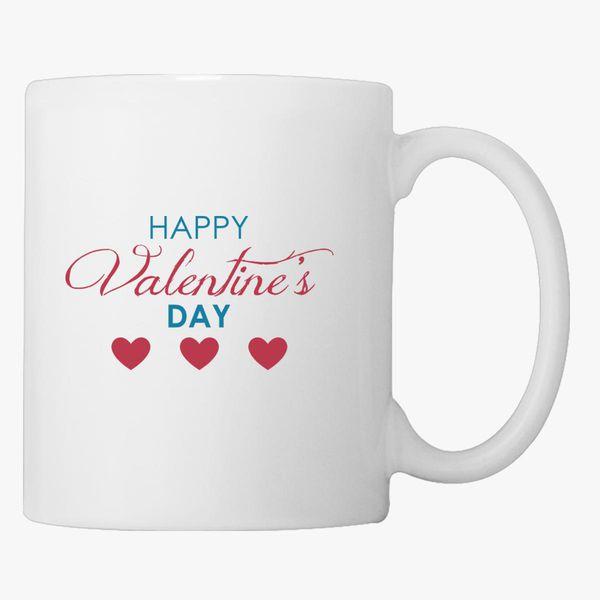 Valentine Day Coffee Mug Customon Com