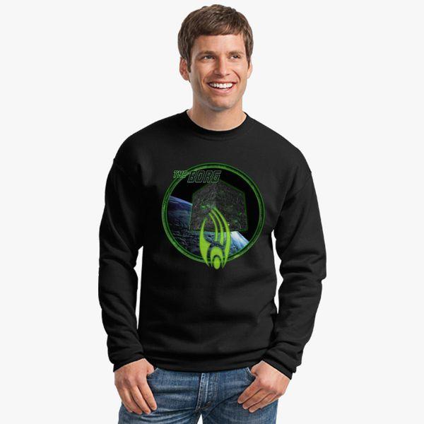 Buy Borg Crewneck Sweatshirt, 532661