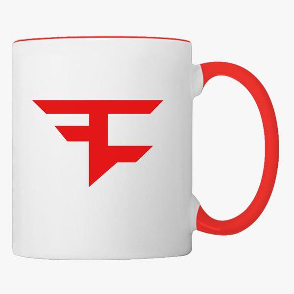 41657b9da FaZe Clan logo Coffee Mug - Customon