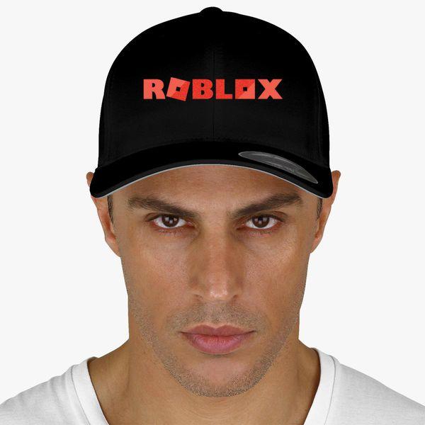 Hat Man Roblox Roblox Baseball Cap Embroidered Customon