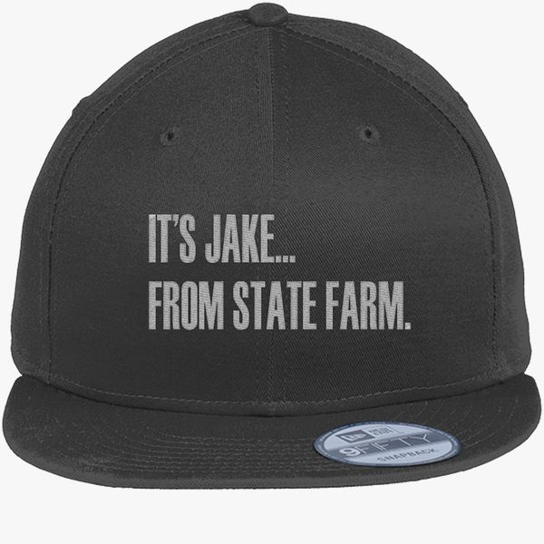 ab3197873db It s Jake New Era Snapback Cap (Embroidered) - Customon