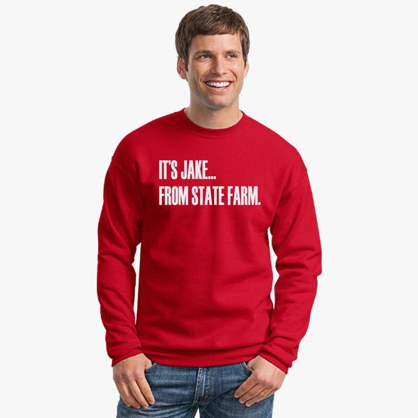 01aba83f916 It s Jake Crewneck Sweatshirt - Customon