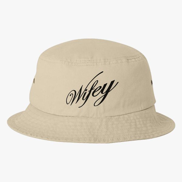 WIFEY Bucket Hat (Embroidered)  93e301496b8