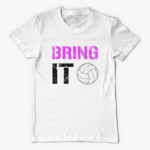 42a31c300f Bring It Volleyball Men's T-shirt - Customon