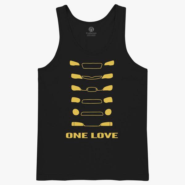 d3052a2951f5b6 Subaru Impreza - One love Men s Tank Top - Customon