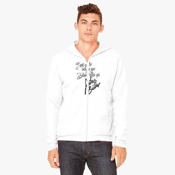 Buy Just Unisex Zip-Up Hoodie, 617116
