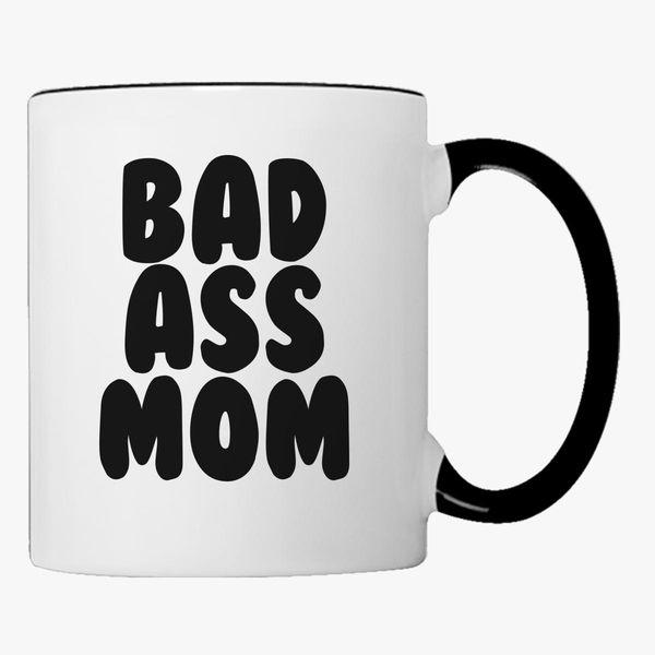 Buy Bad Ass Mom Coffee Mug, 621895