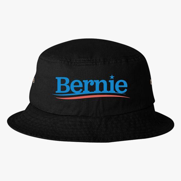 4fcd8e74380 Bernie Sanders for President Bucket Hat (Embroidered) - Customon