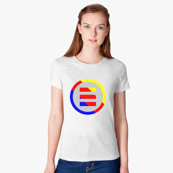 4a59e6183 Logic Everybody Logo Women's T-shirt - Customon