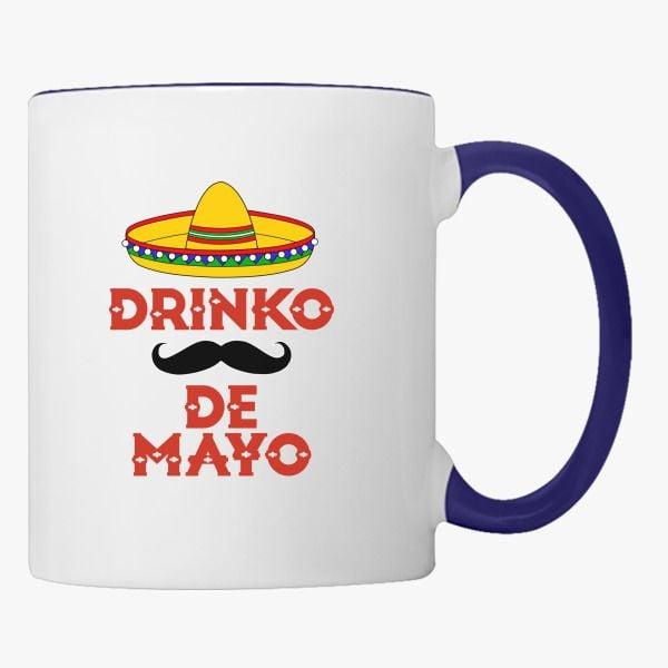 drinko de mayo t shirt may 5th shirt mexican holiday shirt sombrero