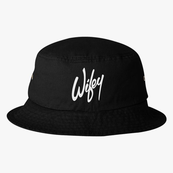 Wifey Bucket Hat (Embroidered)  f1d215c4ff1