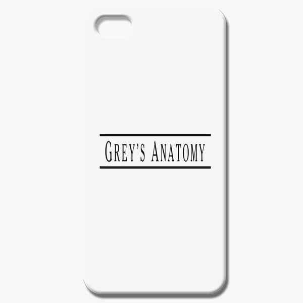 premium selection 947b4 2c968 Greys Anatomy iPhone 8 Case - Customon
