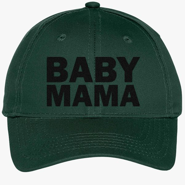 10f40222aa8 Baby Mama Youth Six-Panel Twill Cap (Embroidered) - Customon