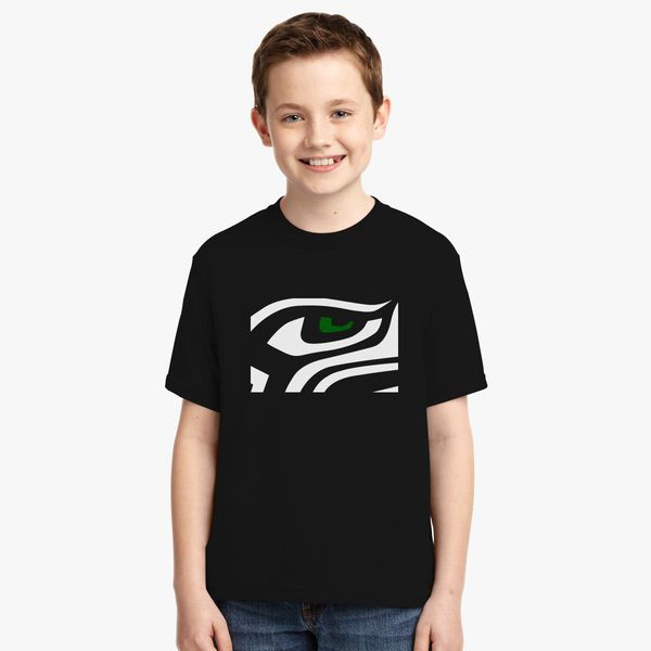 c419094ea4d Seattle Seahawk Youth T-shirt - Customon