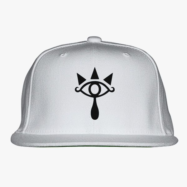 b235df52 Sheikah Symbol from The Legend of Zelda Snapback Hat - Embroidery