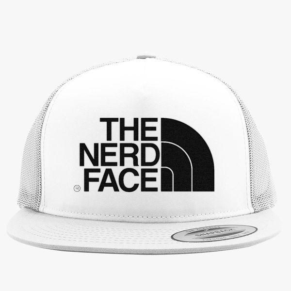 6c5ce3cd19762 nerd neptunes 2 Trucker Hat (Embroidered) - Customon