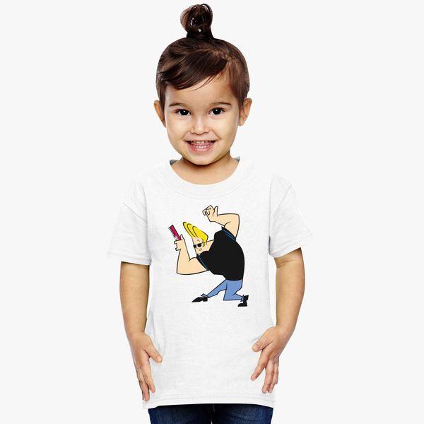 Johnny Bravo Toddler T-shirt - Customon