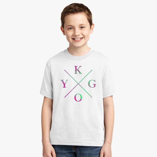 c5fc9bf69 Kygo Stole The Show Logo Cover Youth T-shirt - Customon