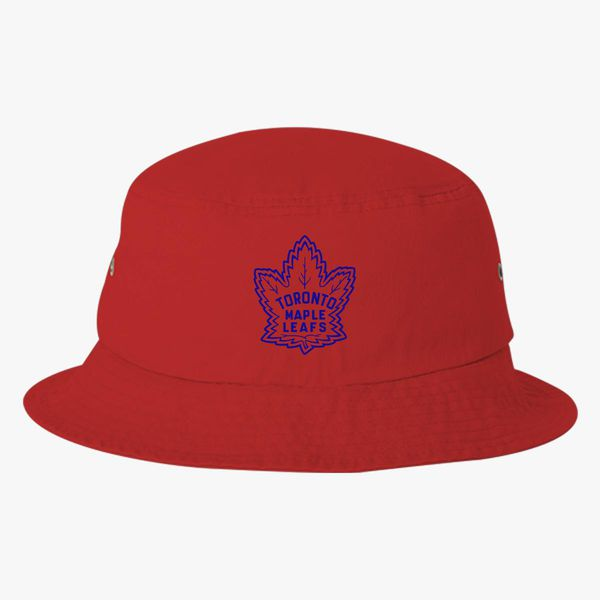 927986e6f2f Toronto Maple Leafs 3 Bucket Hat (Embroidered) - Customon