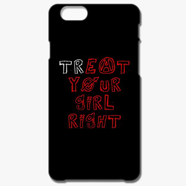 Treat Eat Your Girl Right iPhone 6/6S Case - Customon