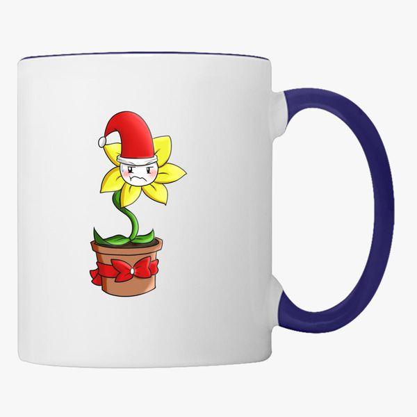 Undertale Christmas.Undertale Christmas Coffee Mug Customon