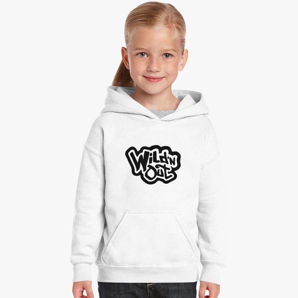 e3e4cb21ce16a8 Wild n Out Kids Hoodie - Customon