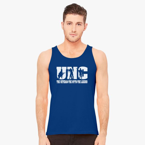 697e932bf Uncle Dad The Veteran The Man The Legend Men's Tank Top ...