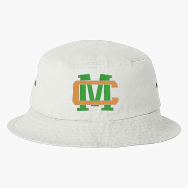 c06ec8a7b9b4d5 CM LOGO - CONOR MCGREGOR Bucket Hat (Embroidered ...