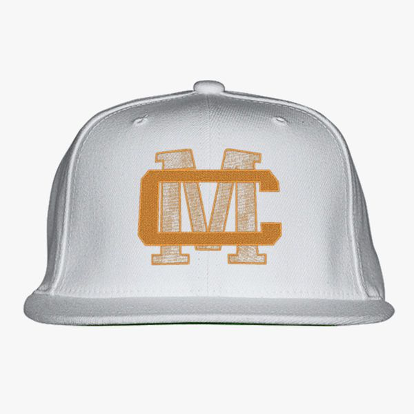 acceabf75e2430 CM LOGO - CONOR MCGREGOR Snapback Hat (Embroidered ...