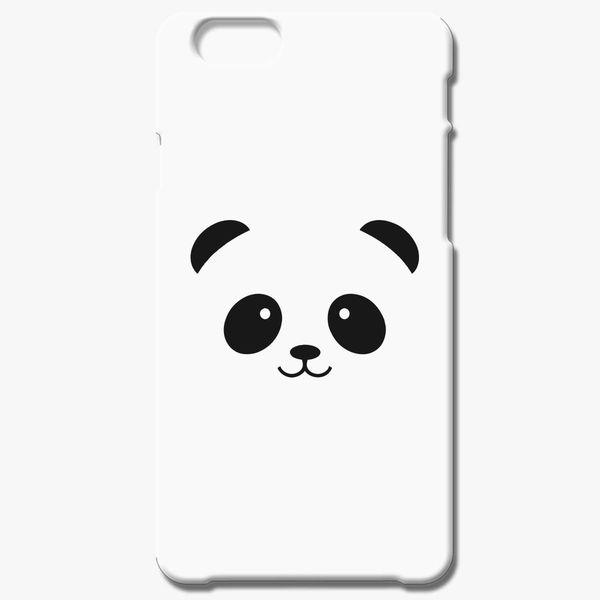 on sale 20974 43baf Panda Bear Shirt Tee Animal Lover iPhone 6/6S Case - Customon