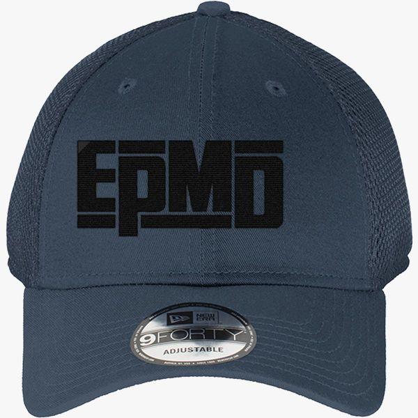 1d5ce4ea3 EPMD New Era Baseball Mesh Cap (Embroidered) - Customon