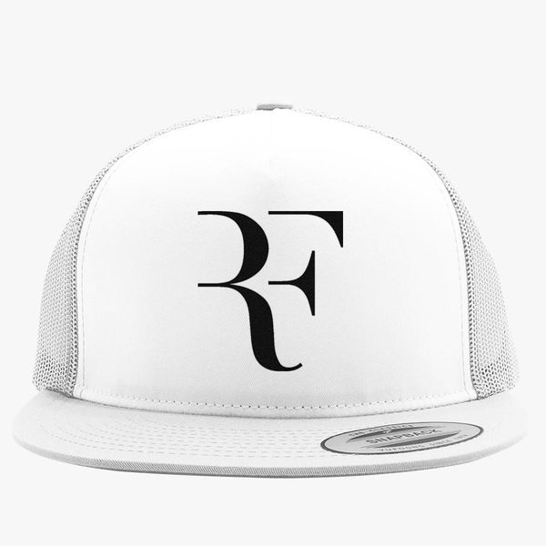 91622637e19af Roger FEDERER Trucker Hat (Embroidered) - Customon
