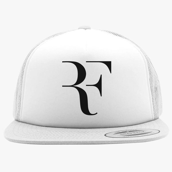 35c6ecaf993a0 Roger FEDERER Foam Trucker Hat - Customon