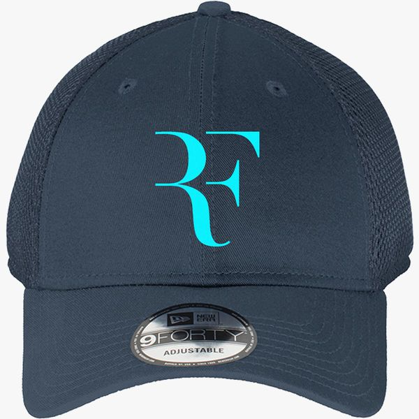 455f92af13f28 Roger FEDERER New Era Baseball Mesh Cap (Embroidered)