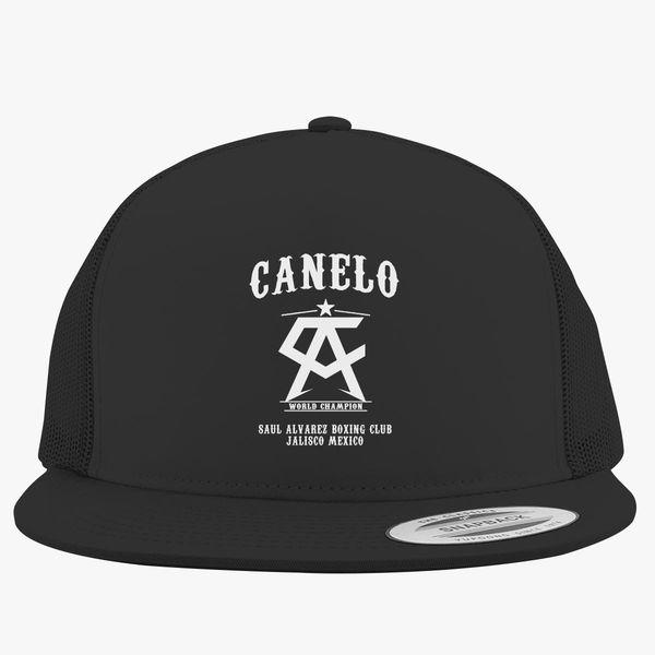 c00a9c105c710e Canelo Alvarez Trucker Hat - Customon