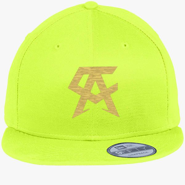 ac8d354c2 CANELO ALVAREZ - CA- GOLD New Era Snapback Cap (Embroidered) - Customon