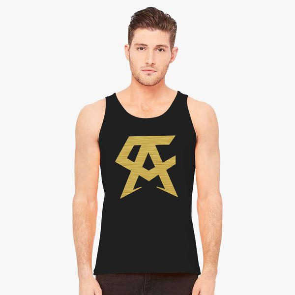 cbacfdaba CANELO ALVAREZ - CA- GOLD Men's Tank Top - Customon