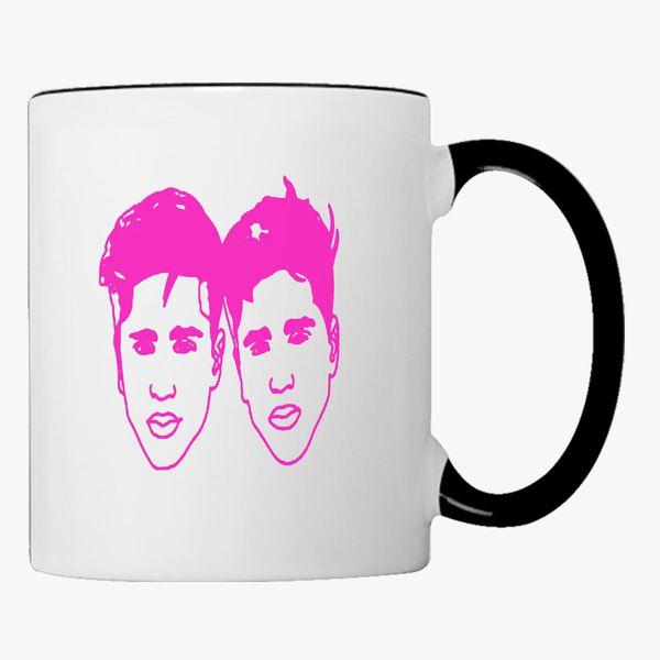 4a6df35f3 ... Martinez Twins 99 Logo: Martinez Twins Logo Coffee Mug