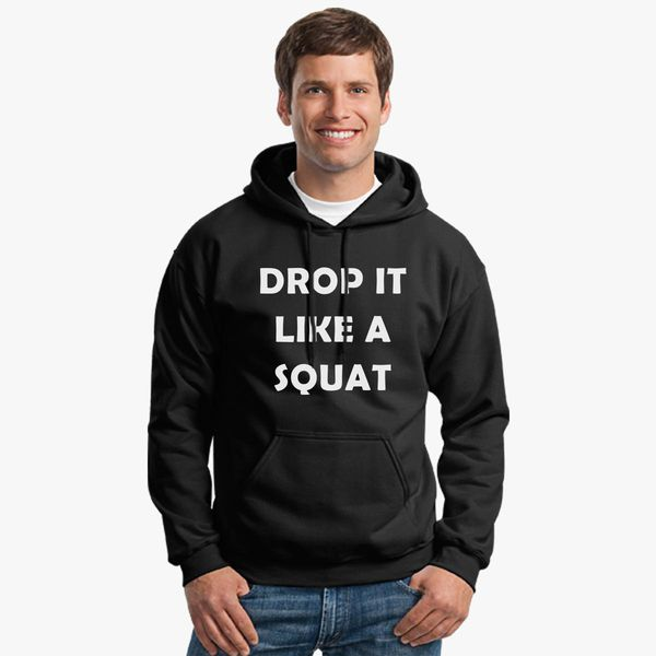 My Christmas Wish More Squats Work Out Unisex Hoodie