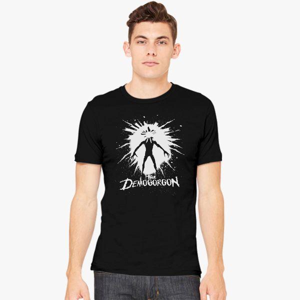 e4344f0f Stranger Things The Demogorgon Men's T-shirt - Customon