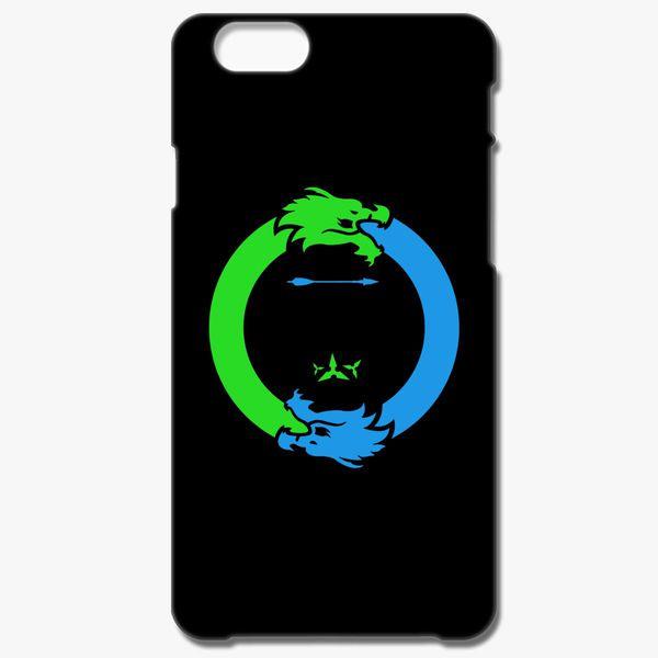 pretty nice 47b2c c1f40 Brothers Overwatch dragon iPhone 6/6S Plus Case - Customon