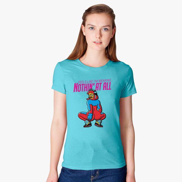 Bart The Simpsons Lovers Movie Funny Men Women Unisex T-shirt Vest Top V333