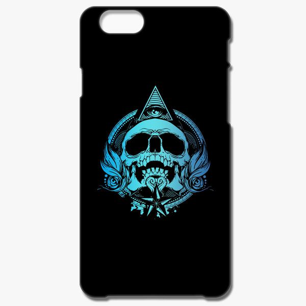 013de9e138f73 Skull Mayan Aztec iPhone 6 6S Case - Customon