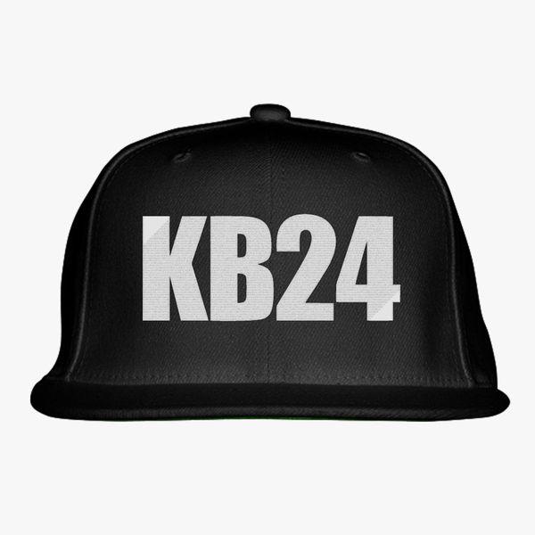 2d795822 KB24 Snapback Hat (Embroidered) - Customon