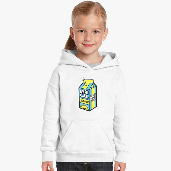 Lyrical Lemonade Kids Hoodie - Customon